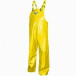 5110P Viking Journeyman Oil Resistant PVC Bib Pant Yellow