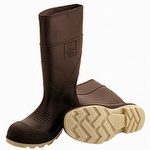 Tingley Better Grade PVC Brown Steel Toe Knee Boots 51244