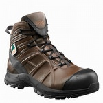 Haix Black Eagle CSA Safety 52 Mid Boot Brown