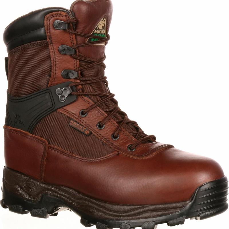 980648f5879 Rocky Sport Utility Pro Steel Toe Insulated Waterproof Boots