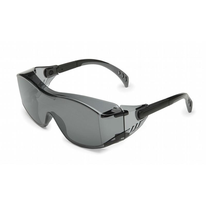 673bab97ef43 Gateway Cover2 OTG Over the Glasses Safety Glasses Grey box of 10 - 6983BOX