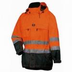 Helly Hansen 71374 Potsdam Waterproof Jacket Orange/Navy