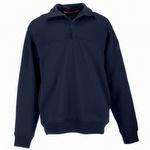 5.11 Tactical Quarter-Zip Job Shirt in Fire Navy