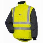 Helly Hansen 73374 Potsdam Waterproof Liner Yellow/Charcoal