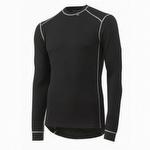 Helly Hansen 75026 Roskilde Warm Bodywear Crewneck Black