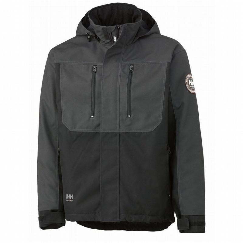 ae2250b298 Helly Hansen 76201 Berg Winter Jacket
