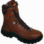Thorogood 8-inch OMNI Made In USA Waterproof Steel Toe Brown