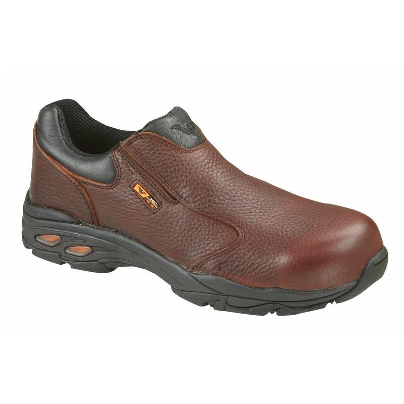 thorogood esd slip on composite safety toe shoe 8044061
