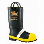 Thorogood Men's Rubber Insulated Fire Boot With Lug Sole