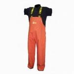 8110P Viking Bristol Bay PVC Bib Pant Orange