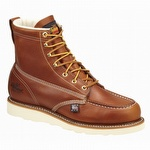 Thorogood 6 Inch Moc Toe Wedge Non-Safety Boots