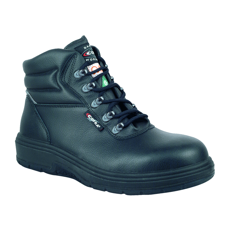 Cofra Asphalt Boot 6 Inch Heat Resistant Safety Toe 82020