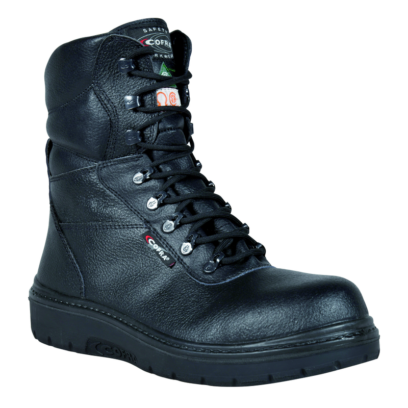 a057c58fdd0 Cofra Asphalt US Road Boot 8-inch Heat Resistant Safety Toe 82120-CU1