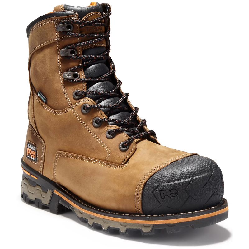 b838af9b310 Timberland Pro 89646 CSA 8 in Endurance Insulated Waterproof Comp Toe