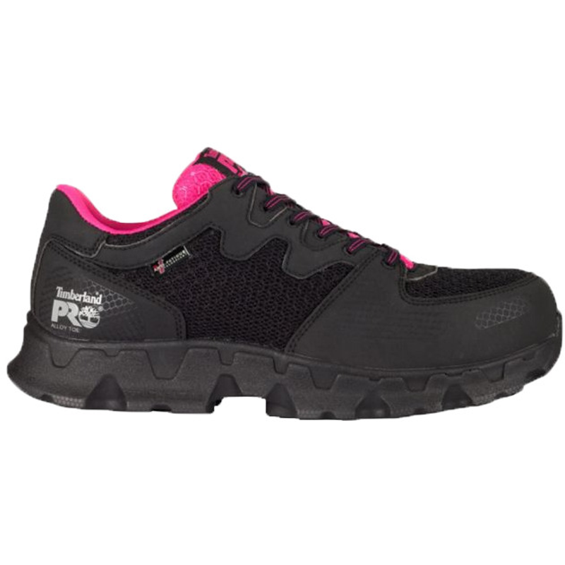 Comfort Shoes Timberland Pro A1i5q Women Powertrain Sport Pink Safety Alloy Toe Eh Work Shoes