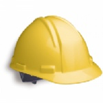 North K2 Hard Hat with Ratchet Adjustment