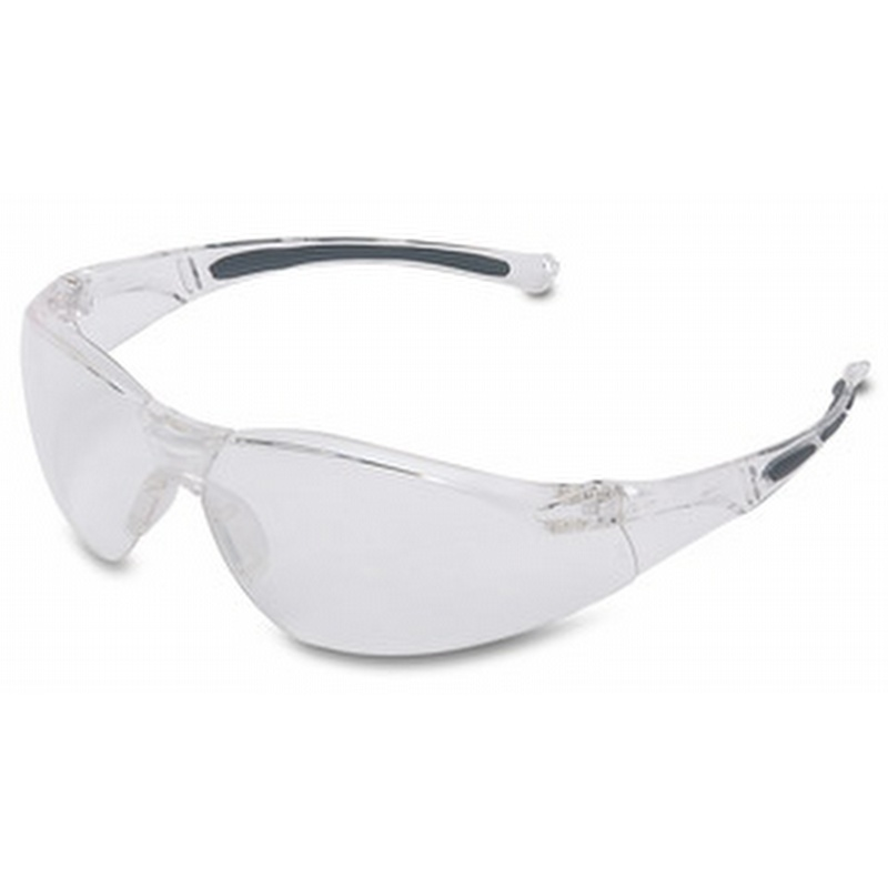 Sperian A800 Clear Frame and Clear Lens Safety Glasses - A800
