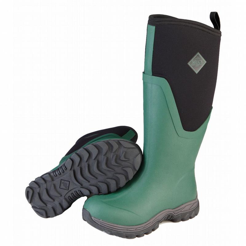 Muck Boots Women's Arctic Sport II Tall Green - AS2T300