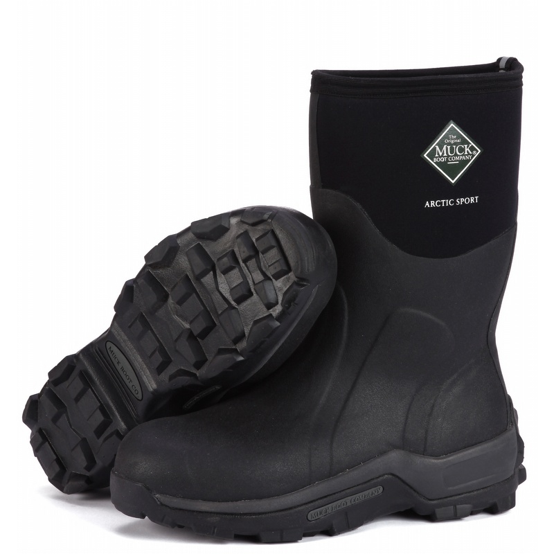 shop for original limited style in stock Muck Boots Arctic Sport Mid 13-inch Snow Boots