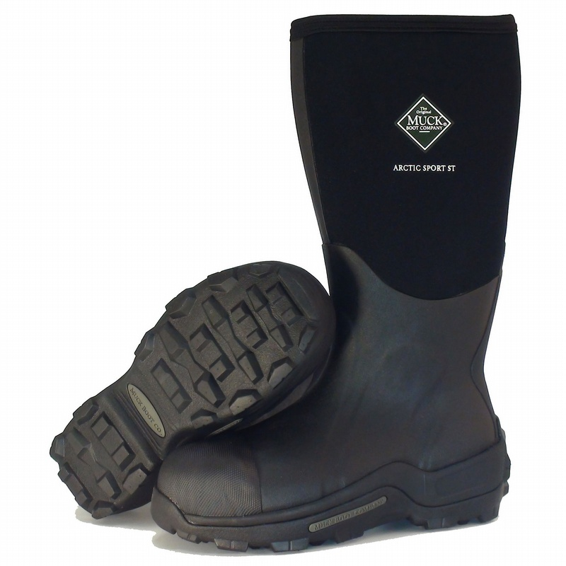 Muck Boots Arctic Sport Insulated Steel Toe Work Boots