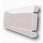 Gateway Safety Clear SlipOn Spec-Shields AT7 - one pair
