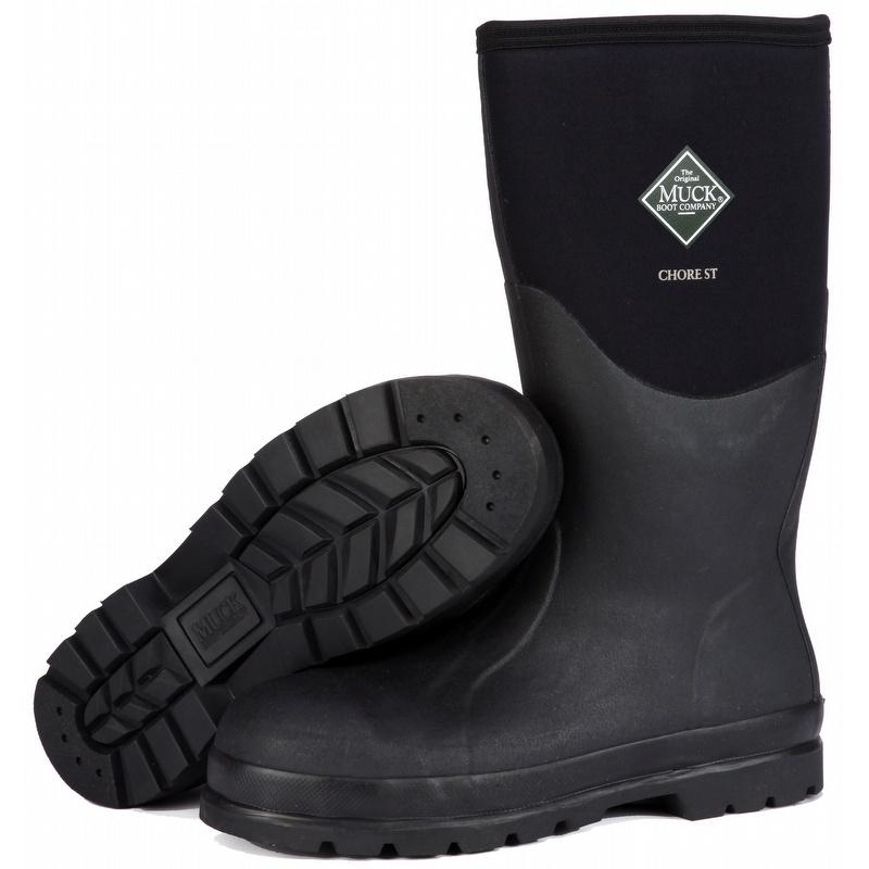 Steel Toe Muck Boots Muck Chore Boots Gearcor