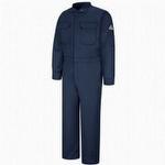 Bulwark 7oz Navy Blue Premium Coverall