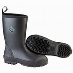 Muck Chemical & Slip Resistant Waterproof Rubber Chore Boot Mid