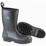 Muck Chemical & Slip Resistant Steel Toe Rubber Chore Boot Mid