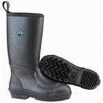 Muck Chemical & Slip Resistant Metatarsal Steel Toe Rubber Boot