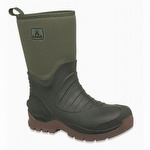 Kamik USA Made Shelter Olive Insulated 7mm Neoprene Rubber Boots