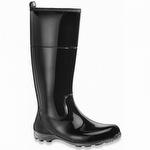 Kamik Atrium Ellie Rain Boots Black