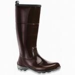 Kamik Atrium Ellie Rain Boots Chocolate