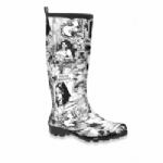 Kamik Atrium Betty Rain Boots Black