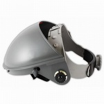 Fibre-Metal Face Protection Headgear F500 - 7 inch crown protector