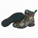 Muck Boots Men's Excursion Pro Mid Infinity Camo