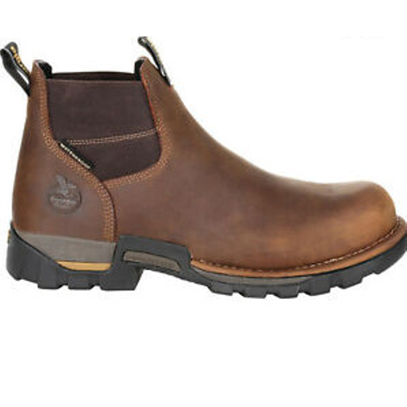 Steel Toe WP Chelsea WoRk Boot