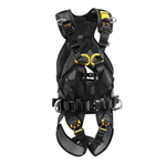 Petzl C72WFA Volt LT Wind Full Body Harness with Back Protection