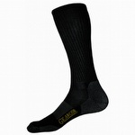 Gearcor Lightweight Coolmax Crew Sock Black