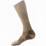 Gearcor Lightweight Coolmax Crew Sock Tan