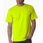 Gildan 2000 Safety Yellow/Green Tee