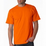 Gildan 2000 Safety Orange Tee