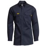 Lapco FR 6oz Navy Uniform Shirt