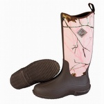 Muck Boots Women's Hale Winter Boot Pink Realtree