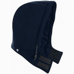 Bulwark Universal Fit Snap On Insulated Hood Navy