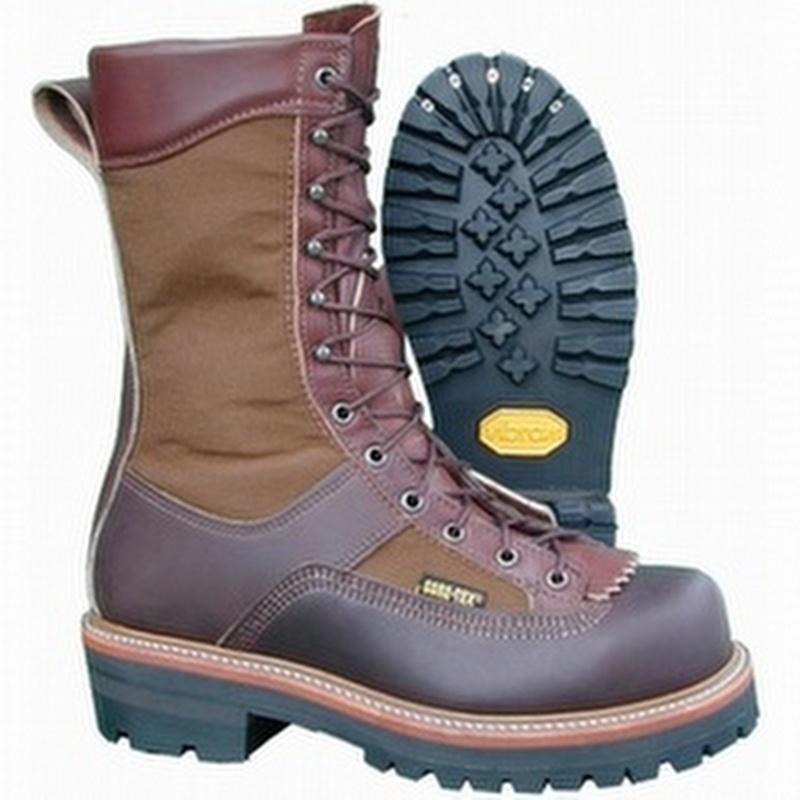 Hoffman 10 inch Insulated Powerline Steel Toe Lineman Boot ...