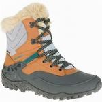 Merrell J32642 Fluorecein Shell 8 Waterproof Hiking Boot Brown Sugar