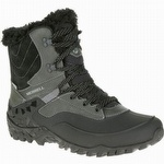 Merrell J32700 Fluorecein Shell 8 Waterproof Hiking Boot Black