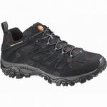 Merrell J39181 Men's Moab Ventilator Hiking Shoe Black Night