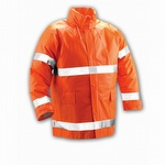Tingley Comfort-Brite Flame Resistant Jacket Orange